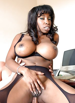 Black Women Stockings pictures