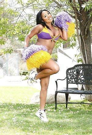 Black Cheerleader Sex pictures