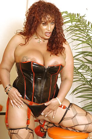 Black in Latex pictures